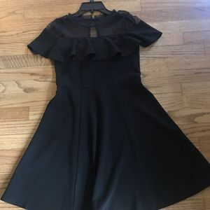 nickie lew Dresses - Girls Black Party Dress